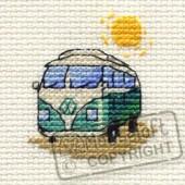 Mouseloft Green Camper Van - 004-K01stl