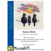 Mouseloft Sunset Birds - 004-L07stl