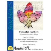 Mouseloft Colourful Feathers - 004-M14stl