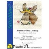 Mouseloft Summertime Donkey - 004-N01stl