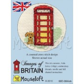 Mouseloft Red Telephone Box - 00D-004iob