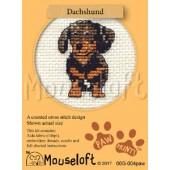 Mouseloft Dachshund - 00G-004paw