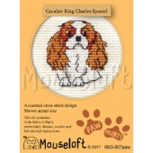 Mouseloft Cavalier King Charles Spaniel - 00G-007paw