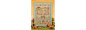 Cross Stitcher Project Pack - Autumn Sampler - XST361