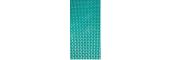 14 Count Plastic Aida Dark Green 16.5 x 25cm
