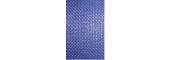 14 Count Plastic Aida Navy 16.5 x 25cm