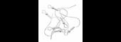 Silver Long Ball Earring Hooks - Pack of 6