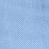 18 Count Aida Light Blue