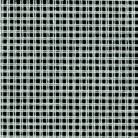 Double Canvas White: 7 Hole