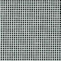 Double Canvas White: 10 Hole