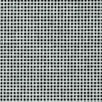 Double Canvas White: 11 Hole