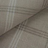 25 Count Colmar Tricolore - Beige/Brown Check