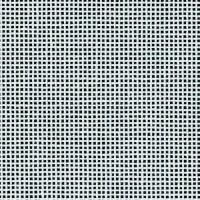 Mono De Luxe / Royal Canvas White: 14 Hole