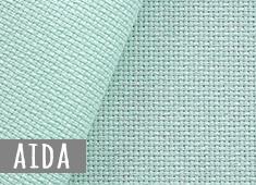 Aida fabric