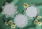 Crochet Doilie Circles