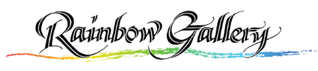 Rainbow Gallery logo